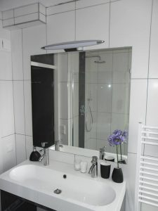 Badkamer betegelen -